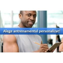 Program de antrenament personalizat