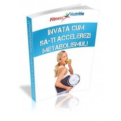 Învață cum să îți accelerezi metabolismul