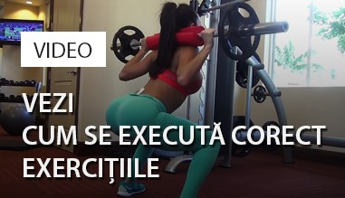 Fitness-Nutriție | Video